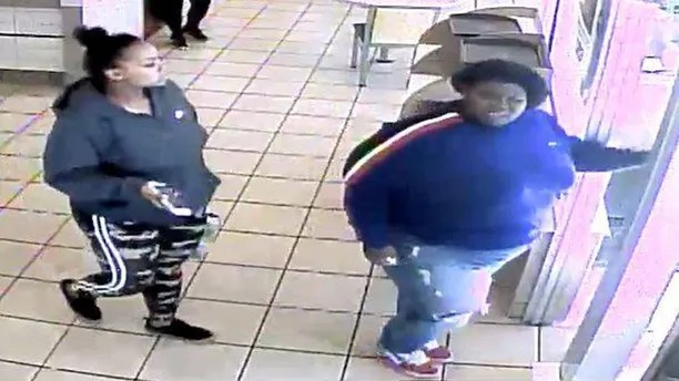 Footage from McDonald's attack shows woman slamming teen ...