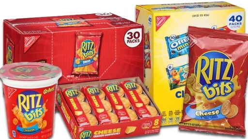 Ritz cracker products have been recalled across the U.S. due to salmonella concerns.