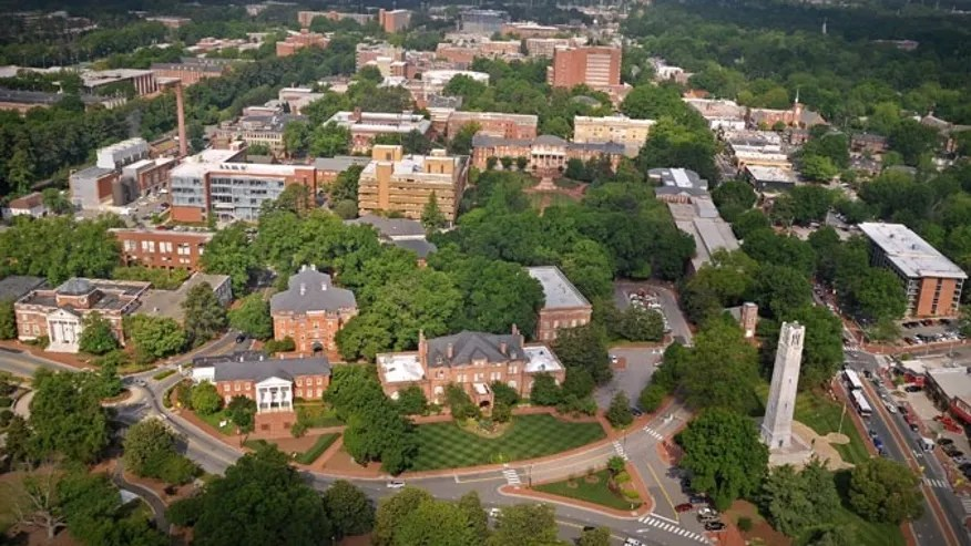 North Carolina State Campus (NCSU.edu)