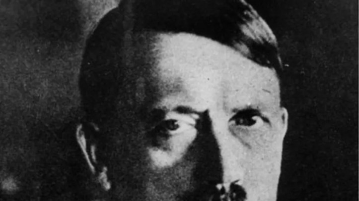"FILE -- German ""Fuehrer"" Adolf Hitler is shown in this undated file photo."