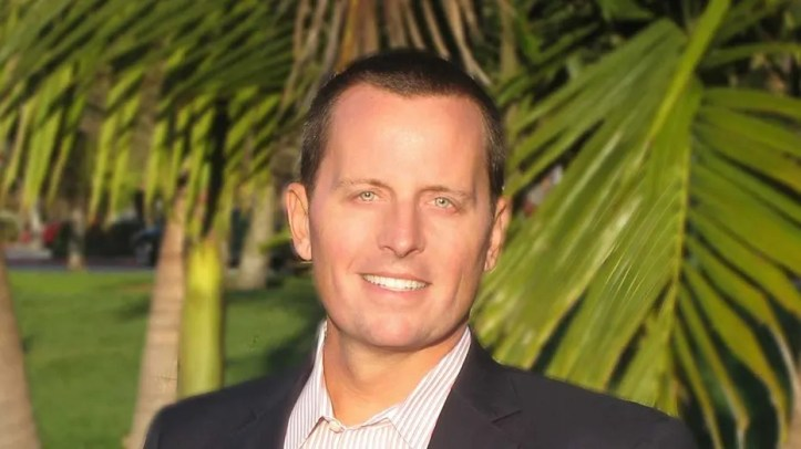 Richard Grenell to serve as the U. S. ambassador to Germany.