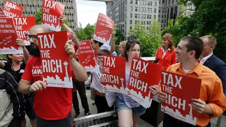 State GOP urges 'civil disobedience' over new Seattle tax ...