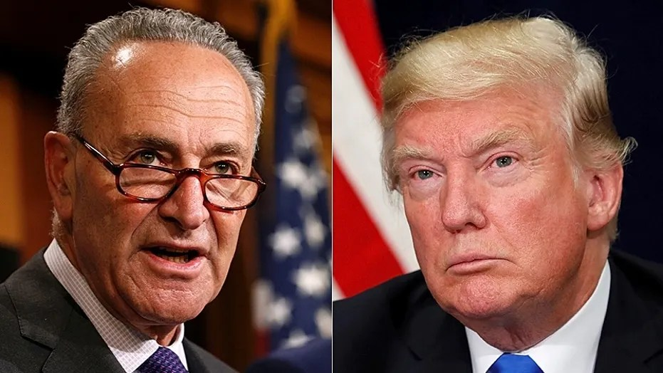 "Senate Minority Leader Chuck Schumer is hitting President Trump for ""politicizing"" the terror attack in New York City – though the Democrat did the same thing after last month's grisly Las Vegas massacre when he called for new gun control measures."