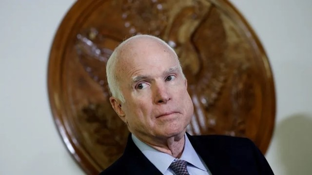 U.S. Sen. John McCain, R-Ariz., asked for more Twitter followers this week and lost thousands the day after.