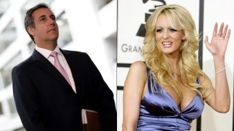 Trump rep, former porn star deny 'hush money' claims