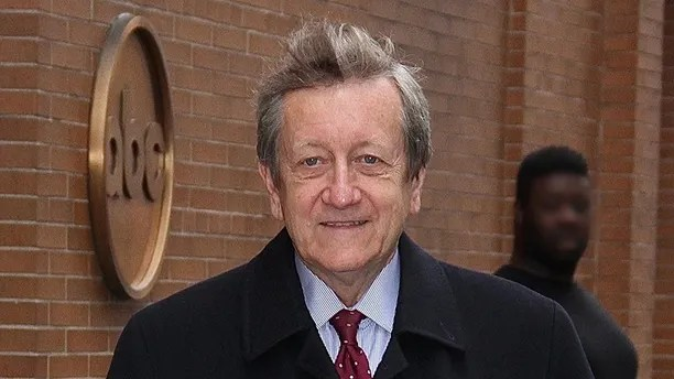 NEW YORK, NY - JANUARY 4:  Brian Ross, journalist and ABC News Chief Investigative Correspondent spotted leaving ABC Studios in New York, New York on January 4, 2017.  Photo Credit: Rainmaker Photo/MediaPunch/IPX
