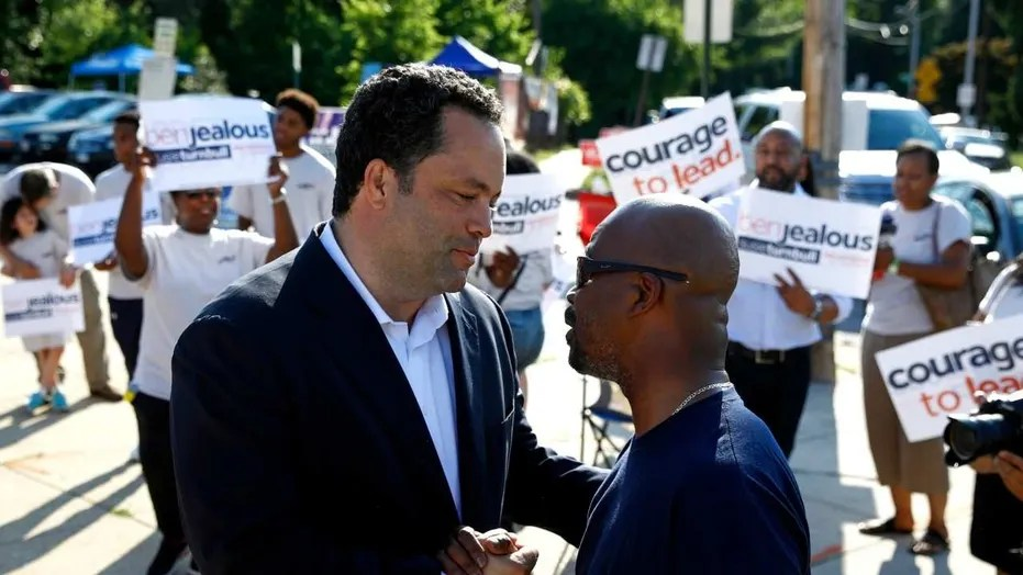 Former NAACP leader Ben Jealous wins Dem governor primary ...