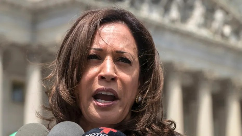 Kamala Harris' office allegedly rejected SCOTUS courtesy ...