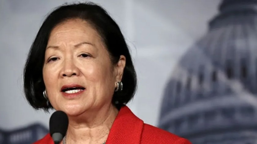 Sen. Mazie Hirono, D-Hawaii, said Sunday she plans to question Brett Kavanaugh about 'drinking and partying.'