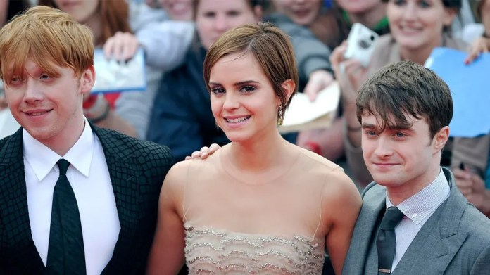 Rupert Grint, Emma Watson and Daniel Radcliffe would definitely approve of your purchase.