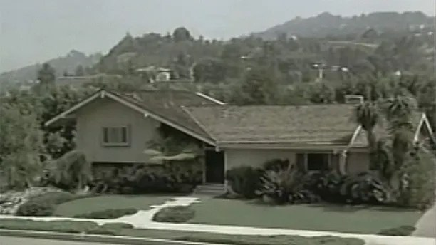 Original brady bunch house