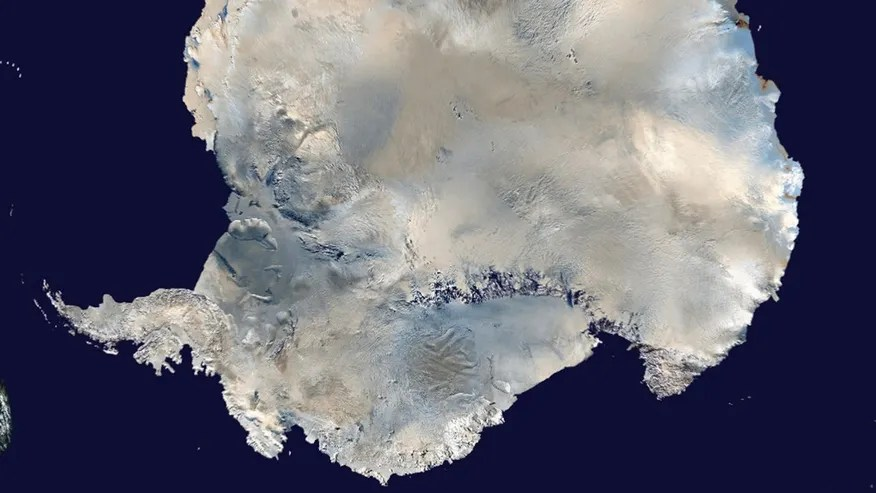 File photo - A satellite view of Antarctica is seen in this undated NASA handout photo obtained by Reuters February 6, 2012. (REUTERS/NASA/Handout)