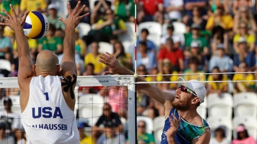 U.S. men's volleyball eliminated by host team Brazil in ...