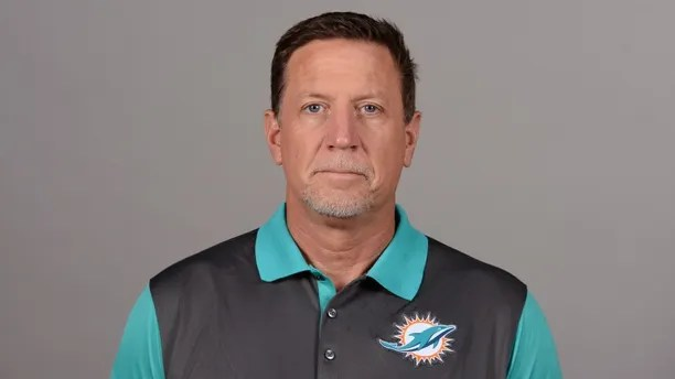 This is a 2016 photo of Chris Foerster of the Miami Dolphins NFL football team. This image reflects the Miami Dolphins active roster as of Thursday, May 5, 2016 when this image was taken. (AP Photo)