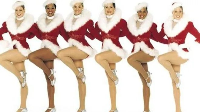 Image result for the rockettes