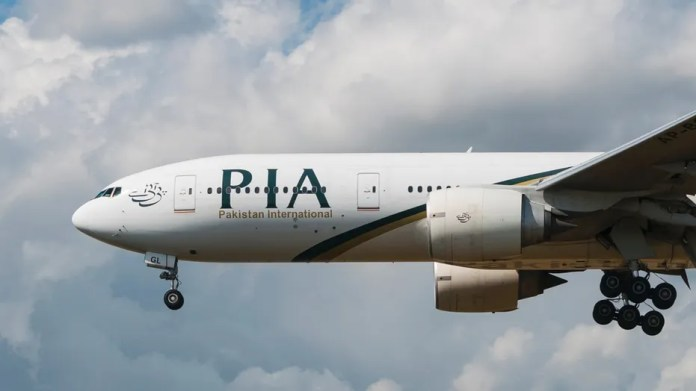 Pakistan International Airlines caught in yet another controversy.