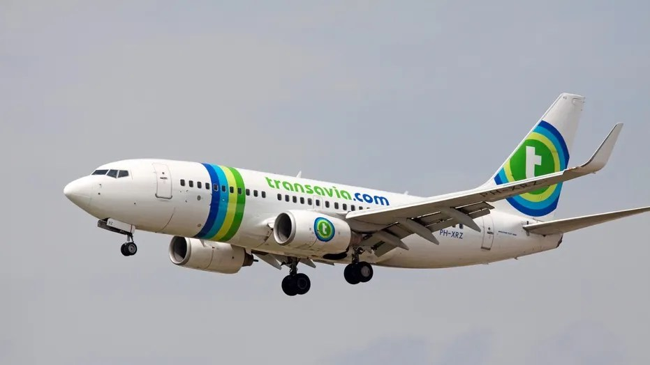 A plane was forced to land after a fight broke out over a man who allegedly refused to stop breaking wind aboard the plane.