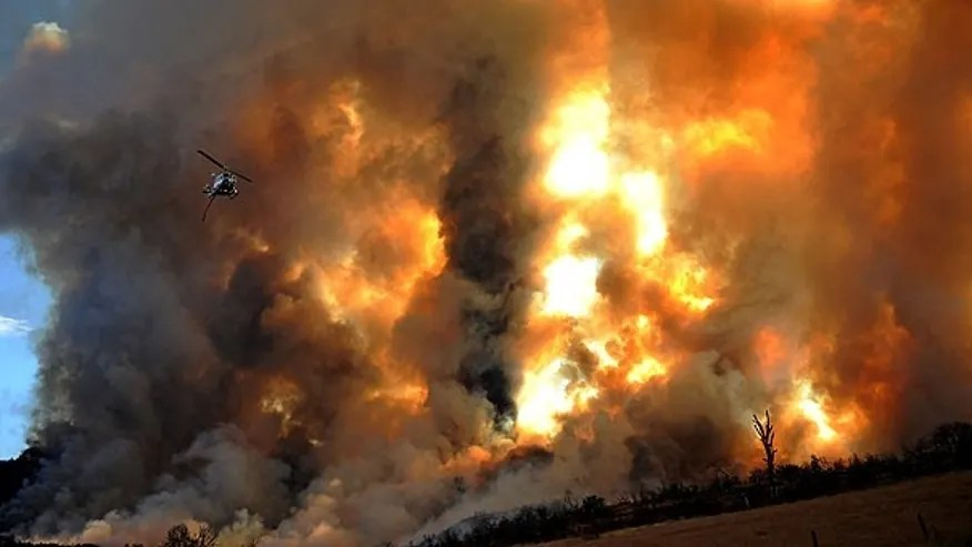 Small Plane Crash Sparks Rapid Brush Fire in California ...