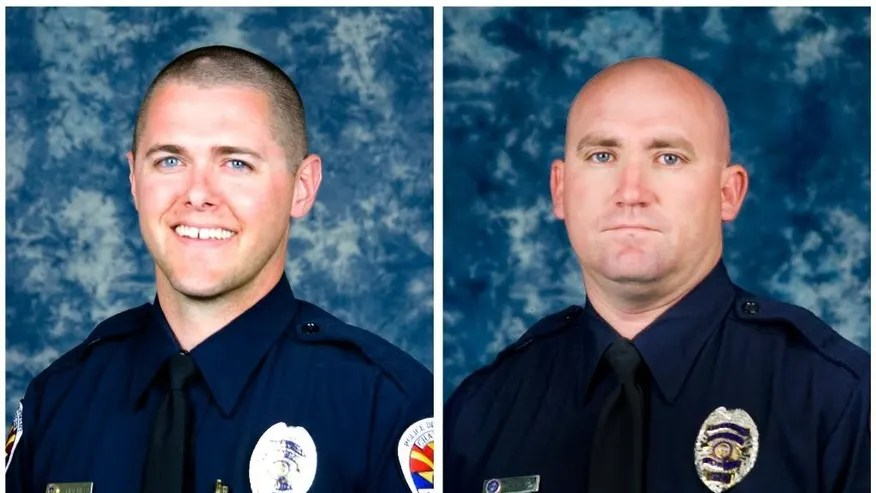 2 officers from same suburban Phoenix police department ...