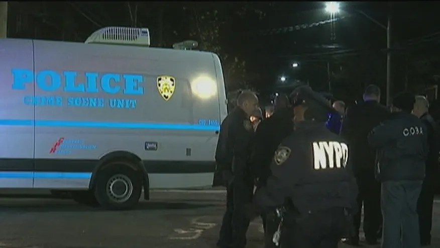 Off-duty New York correction officer shot and killed while ...