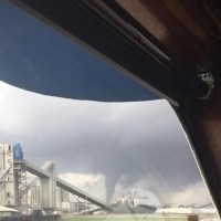 Tornadoes strike southern Louisiana causing widespread damage