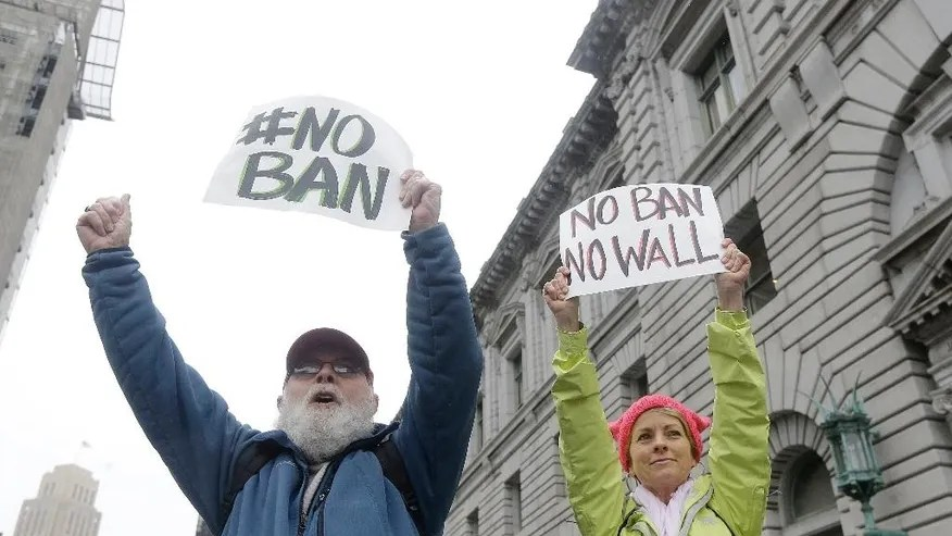 Image result for trump travel ban