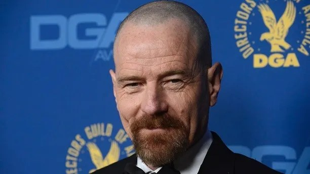 Actor and nominee Bryan Cranston attends the 65th annual Directors Guild of America Awards in Los Angeles, California February 2, 2013. REUTERS/Phil McCarten (UNITED STATES - Tags: ENTERTAINMENT) - RTR3DAGE