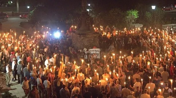 charlottesville march reuters