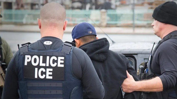 """Immigration and Customs Enforcement agents have """"no choice"""" but to arrest illegal immigrants in California despite new sanctuary city legislation."""