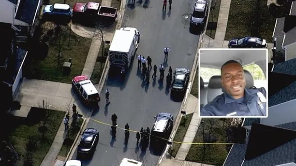 Maryland police officer shot and killed is second cop ...