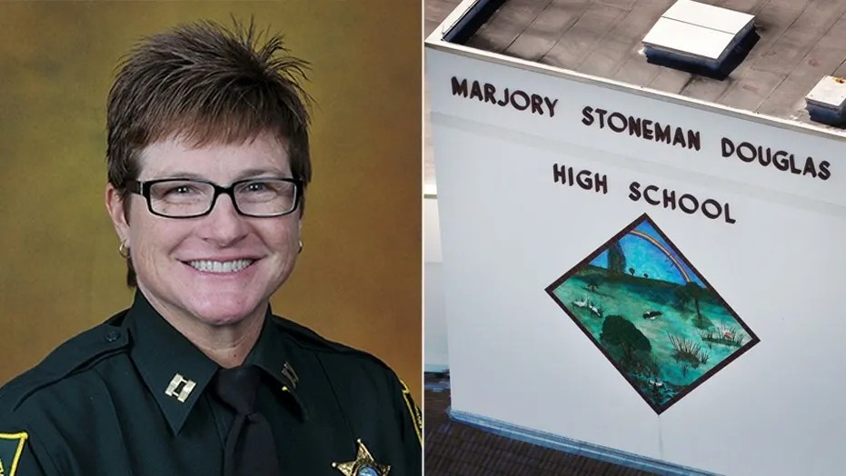 Broward sheriff's captain who gave initial order to 'stage' not enter Stoneman Douglas is ID'd ...