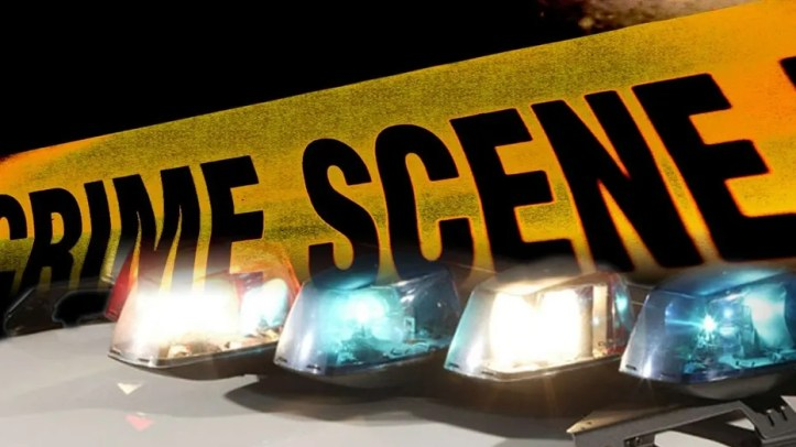 Police received a call Tuesday morning about a foul smell coming from a parked vehicle in a secluded area in Burbank, Calif.