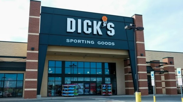 Dick's Sporting Goods announced it would destroy the firearms the company took off its shelves in February.