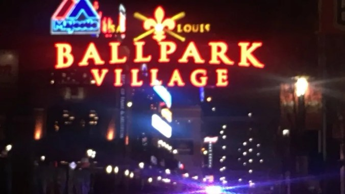 A gunman opened fire Sunday night at a ticketed event at the Budweiser Brew House at Ballpark Village in St. Louis.