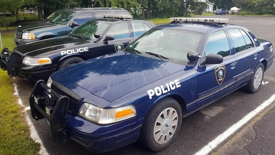 Every member of a small Massachusetts police department quit the force on Monday.