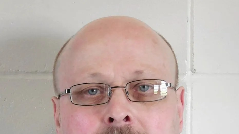 his file photo provided by the Nebraska Department of Correctional Services shows death-row inmate Carey Dean Moore.