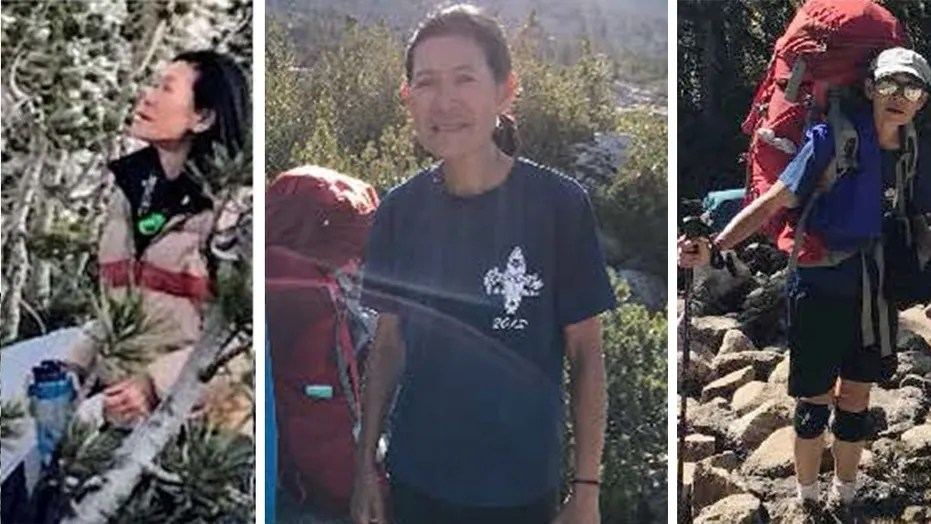 """Diane Salmon, 63, who went hiking in Kings Canyon National Park, was """"found alive and well"""" on Sunday after she was reported missing on Friday, officials said."""