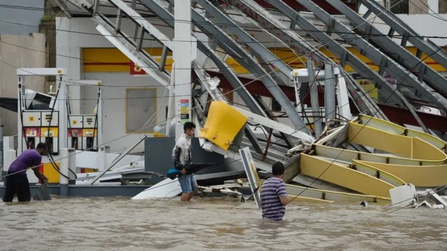 Photos: Puerto Rico hammered by Hurricane Maria