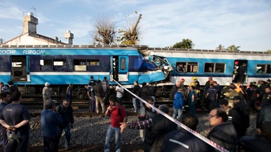 3 killed, hundreds injured in Argentine train crash | Fox News