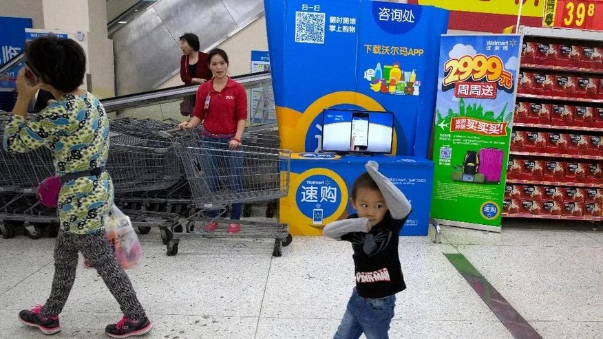 Wal-Mart in China faces employee protests | Fox News