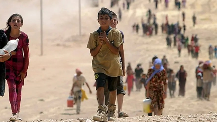 Attacks by ISIS on Mount Sinjar in August 2014 created an exodus of the Christian and the Yazidi communities.