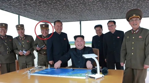 North Korean leader Kim Jong Un inspects a long and medium-range ballistic rocket launch drill in this undated photo released by North Korea's Korean Central News Agency (KCNA) in Pyongyang on August 30, 2017.  KCNA/via REUTERS  ATTENTION EDITORS - THIS IMAGE WAS PROVIDED BY A THIRD PARTY. REUTERS IS UNABLE TO INDEPENDENTLY VERIFY THIS IMAGE. SOUTH KOREA OUT. NO THIRD PARTY SALES. NOT FOR USE BY REUTERS THIRD PARTY DISTRIBUTORS. - RC12E4267AE0