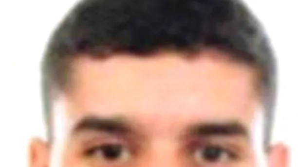This is an undated handout photo sourced from social media of 22-year-old Younes Abouyaaquoub. Authorities in Spain and France pressed their search Saturday, Aug. 19, 2017 for the supposed ringleader of an Islamic extremist cell that carried out vehicle attacks in Barcelona and a seaside resort, as the investigation focused on links among the Moroccan members and the house where they plotted the carnage.  One of the main suspects in the attacks, Younes Abouyaaquoub, a 22-year-old Moroccan, was believed to be at large. His name figures on a police list of four main suspects sought in the attack. All the suspects on the list hail from Ripoll, a quiet, upscale town of 10,000 about 100 kilomaters north of Barcelona. (Social Media via AP)