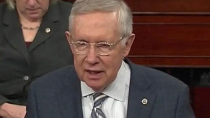 Nevada lawmaker gives final address on Senate floor