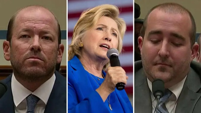 Ex-State Department IT specialist who set up Hillary Clinton's private server ignored subpoena while other tech experts who helped maintain system pleaded the Fifth at House hearing. Fox News' Catherine Herridge goes 'On the Record'