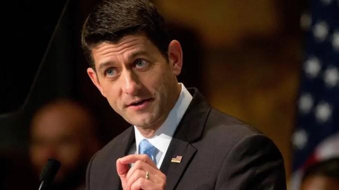 Paul Ryan tells members he's focused entirely on House races