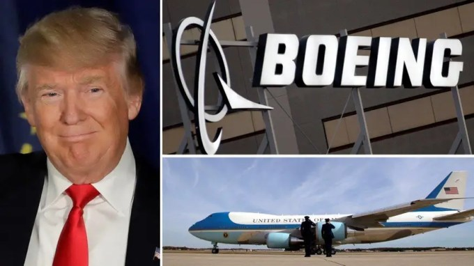 Aerospace giant takes issue with the president-elect's $4 billion figure: 'We are currently under contract for $170 million'