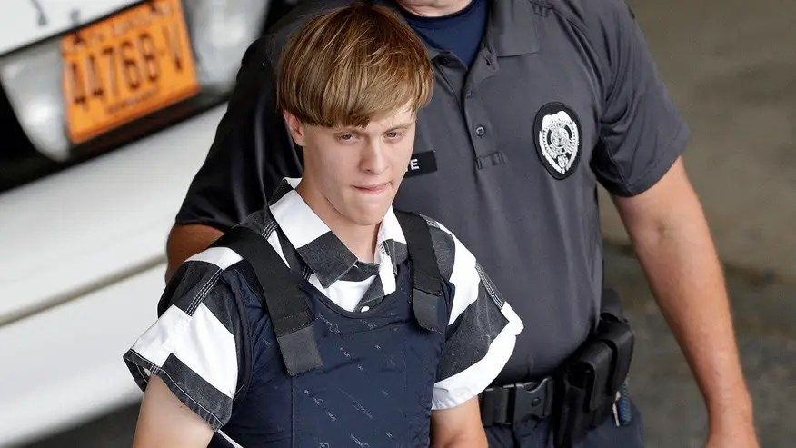 Charleston Church Shooter To Face Death Sentence Site Title