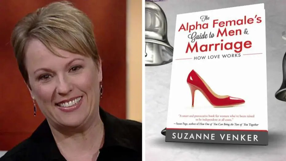 Author Shares Marriage Advice For Alpha Females