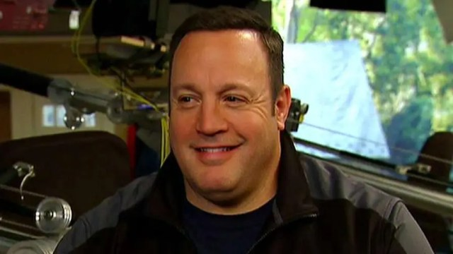 Inside the sitcom with the star of the show Kevin James
